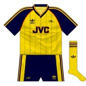 1988-90 away strip