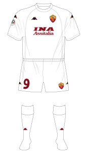 AS-Roma-2000-2001-away-maglia-white-shorts-01