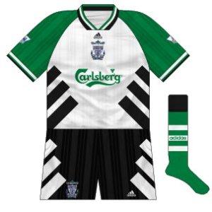 1993-94 Liverpool away