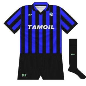 1990-91 Atalanta home