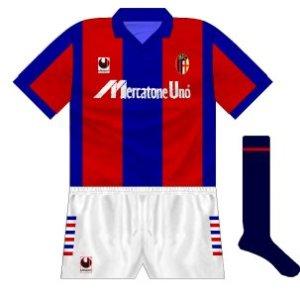 1990-91 Bologna home