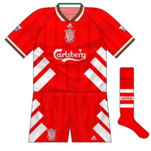 1993-94 Liverpool home