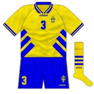 1994-96 Sweden home