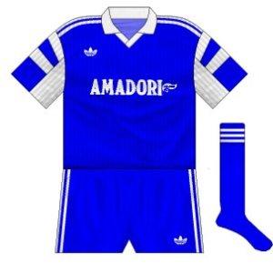 1990-91 Cesena away