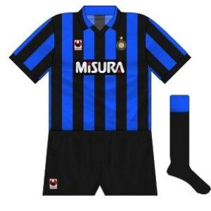 1990-91 Internazionale home