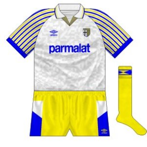 1990-91 Parma home