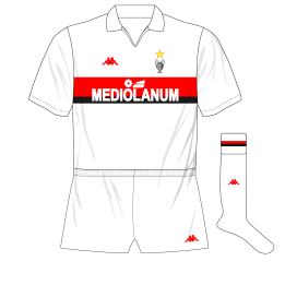 AC-Milan-1989-1990-white-away-kit-shirt-Mediolanum