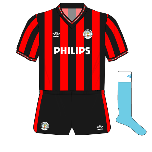 Umbro-Manchester-City-1985-1986-away-kit-home-socks-Spurs