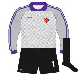 adidas-Colombia-herringbone-goalkeeper-camiseta-jersey-1990-Higuita