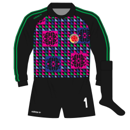 adidas-Colombia-triangles-goalkeeper-camiseta-jersey-1990-Higuita