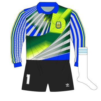 adidas-Argentina-portero-goalkeeper-camiseta-jersey-1992-Taifun-Goycochea