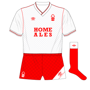 1986-1987-Nottingham-Forest-away-kit-Umbro-Home-Ales-red-shorts-socks-Villa-01