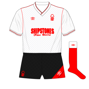 1987-1988-Nottingham-Forest-away-kit-Umbro-Shipstones-red-socks-West-Ham-01