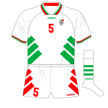 Bulgaria-adidas-1994-home-shirt-away-shorts-World-Cup-Mexico-01