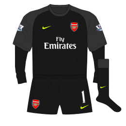 Arsenal-Nike-2013-2014-black-goalkeeper-shirt-kit-Szczesny-01
