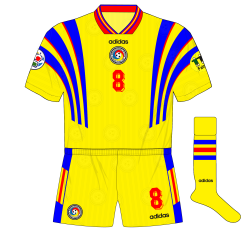 Romania-home-kit-adidas-Euro-96-Spain-Bulgaria-01