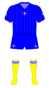 Chelsea-1981-1983-Le-Coq-Sportif-home-jersey-shirt-yellow-shirts