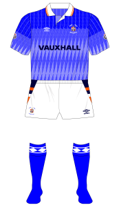 Luton-Town-1990-1991-Umbro-away-kit-white-shorts-Spurs-Sunderland-01