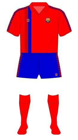Barcelona-1990-1991-Meyba-camiseta-roja-Fram-Reykjavik-01-01