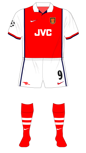 Arsenal-1998-1999-Nike-home-kit-Panathinaikos-01