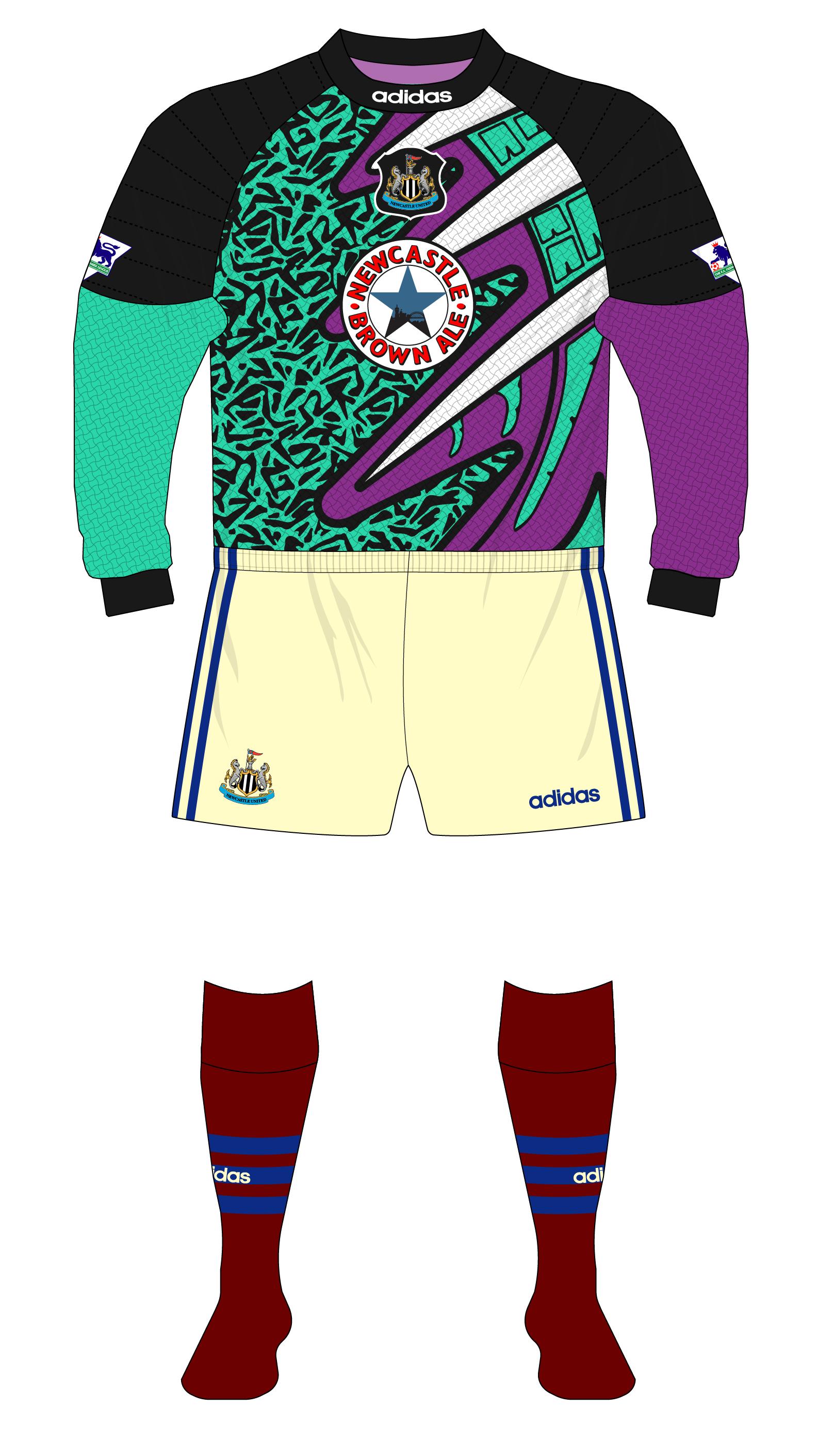 The evolution of adidas goalkeeper shirts – Part 10 ...